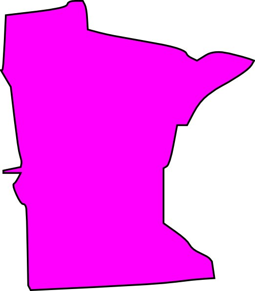 Minnesota Clip Art at Clker.com - vector clip art online, royalty free ...