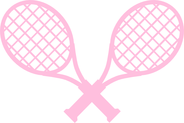 pink tennis rackets clip art at clker com vector clip tennis racquet clip art tennis racket clipart free