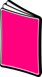 Pink Magazine Clip Art at Clker.com - vector clip art ...