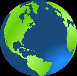 planet earth clip art at clker com vector clip art online royalty rh clker com planet clip art images planet clipart colored