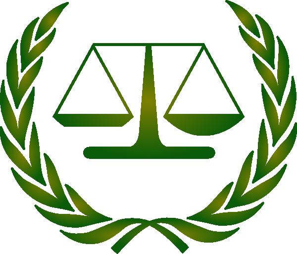 Scales Of Justice Clip Art At Clker Vector Clip Art Online