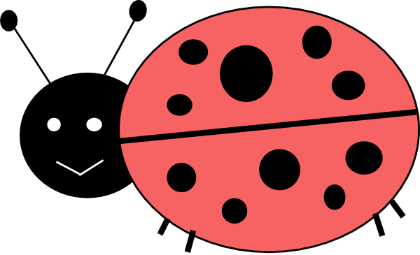 Ladybug Pink Clip Art at Clker.com - vector clip art ... Pink And Green Ladybug Clipart