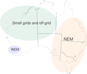 Australian Energy Markets Clip Art
