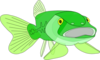 Largemouth Bass Clip Art
