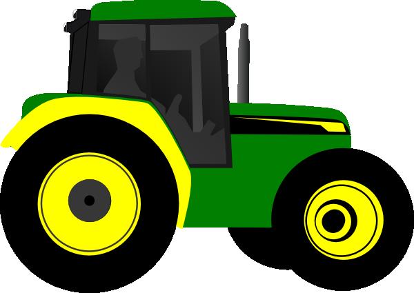 Tractor Clip Art at Clker.com - vector clip art online, royalty free ...