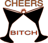 Cheers Bitch Clip Art