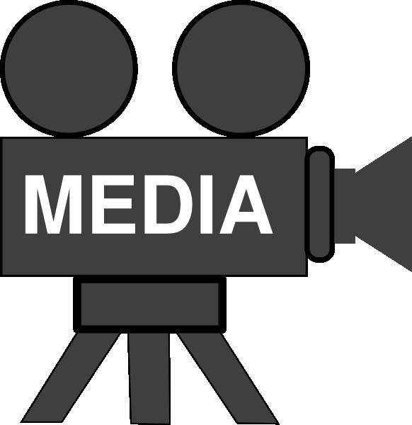 media clip art at clker com vector clip art online royalty free rh clker com media clipart for powerpoint media clip art free