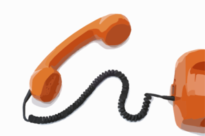 Oldphone Clip Art