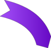 Purple Arrow Clip Art