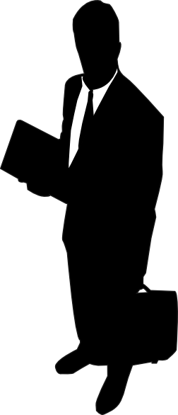 business man clip art at clker com vector clip art online royalty rh clker com