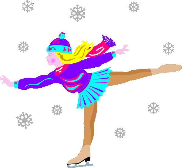 Ice Skating clip artIce Skating Clipart