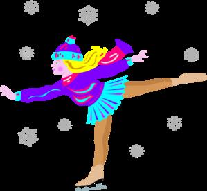 ice skating clip art at clker com vector clip art online royalty rh clker com ice rink clipart ice skating clip art borders