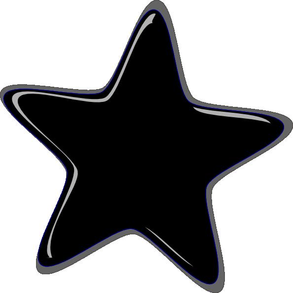 black star clip art at clker com vector clip art online royalty rh clker com small black star clip art black star clip art free