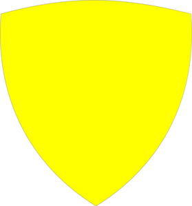 Yellow Shield Clip Art