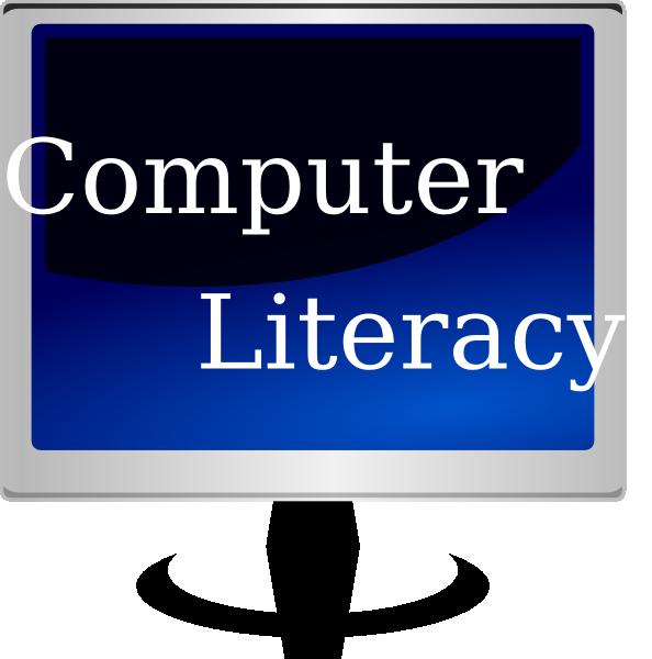 Computer Literacy Clip Art At Clkercom Vector Clip Art Online
