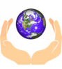World In Our Hands Clip Art