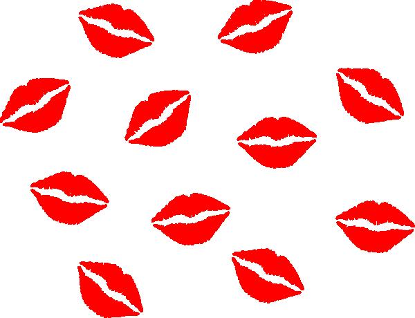Lips Vector Clip Art At Clker.com