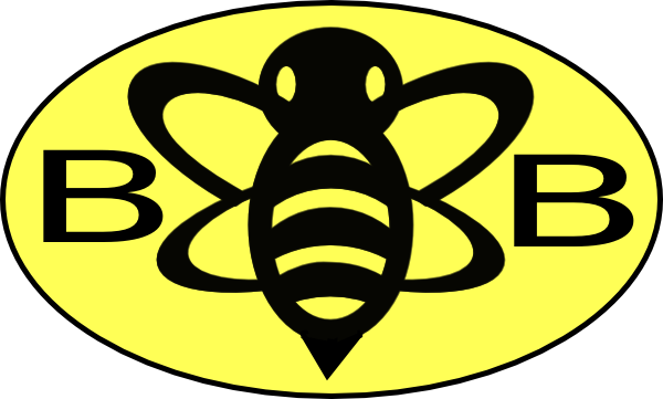 Bumble Bee Logo Clip Art at Clker.com - vector clip art ...