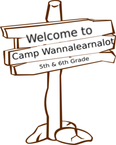 Wood Sign Post Three Clip Art