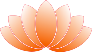 Lotus Flower 1 Clip Art