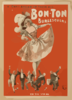 Bon Ton Burlesquers 365 Days Ahead Of Them All. Clip Art