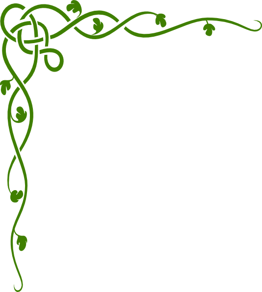 green vine border clip art Quotes