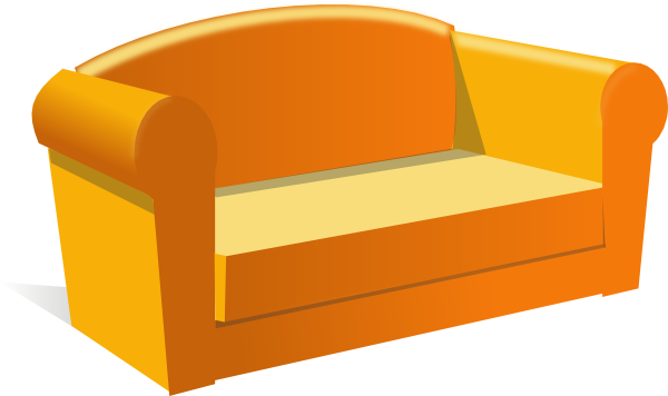 sofa clip art at clker com vector clip art online royalty free rh clker com animation software uk animation software download