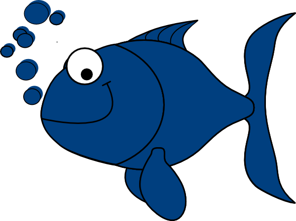fish clipart drawing - photo #4