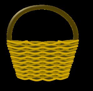 basket clip art at clker com vector clip art online royalty free rh clker com basket clip art white and black basket clipart for math center game