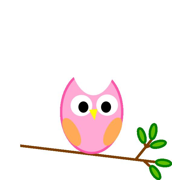 pink owl clip art at clker com vector clip art online pink and teal owl clip art pink and purple owl clip art
