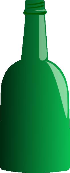 green bottle 2 clip art at clker com vector clip art online