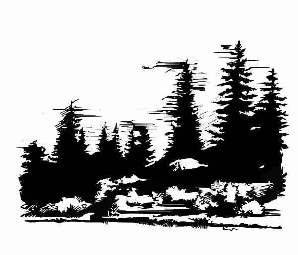 vector clip art mountain - photo #38