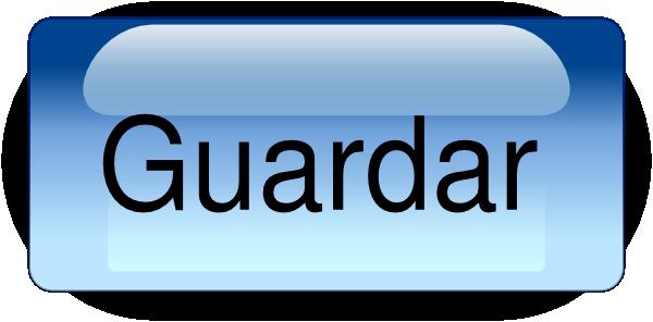 Guardar Button.png Clip Art at Clker.com - vector clip art online ...