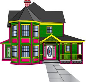 Aabbaart Njoynjersey Mini-car Game House #3 Clip Art