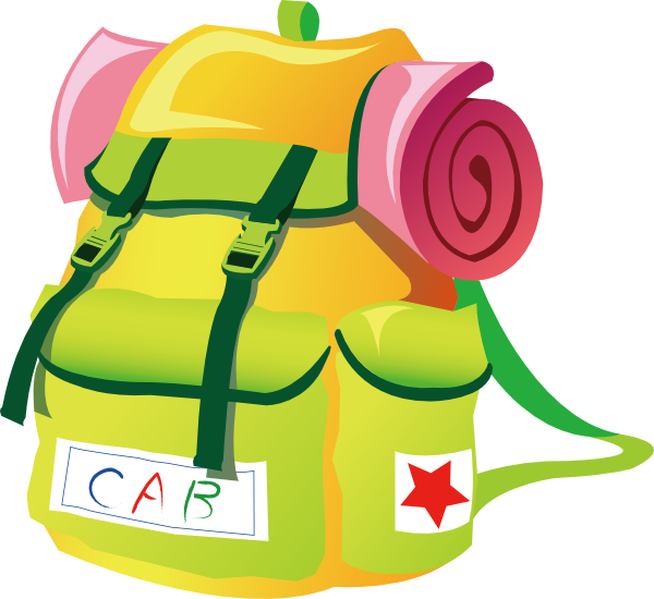 clipart rucksack - photo #26