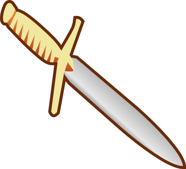 Pagan Knife Clip Art At Clker Com Vector Clip Art Online