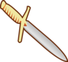 Pagan Knife Clip Art
