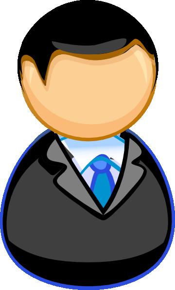Manager Clip Art at Clker.com - vector clip art online ...