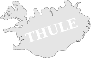 Iceland Thule Clip Art