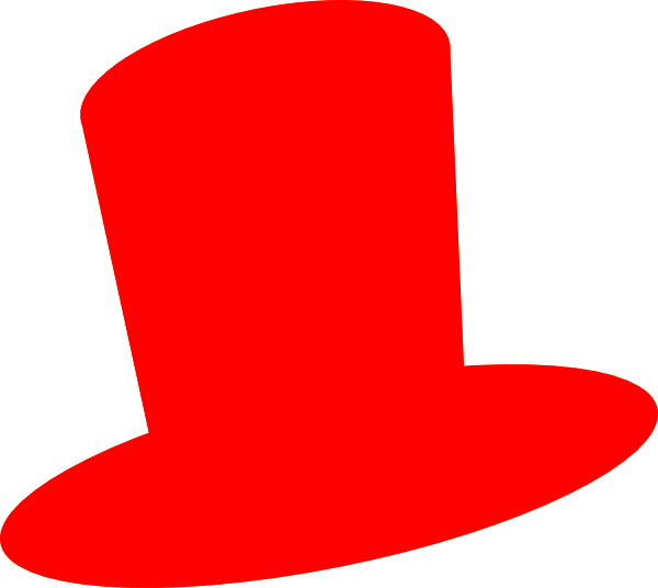 Red hat clip art at clker com vector clip art online royalty free