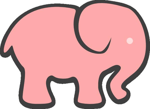 gray elephant free clip art - photo #12