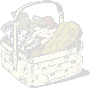 Wine Basket Clip Art