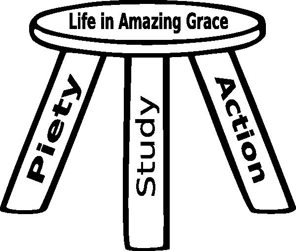 Three Legged Stool Outline Clip Art At Clker Com Vector