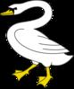 Swan Clip Art at Clker.com - vector clip art online ...
