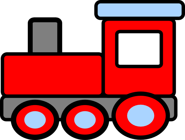 clip art thomas train - photo #33