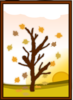 Fall Tree Clip Art