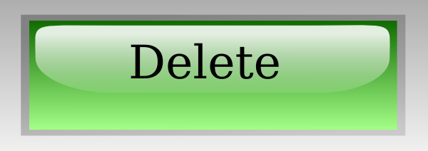 how to fix the delete button