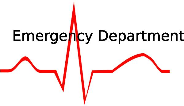 emergency department nurse clipart