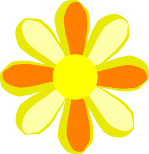 Summer Flower Clip Art