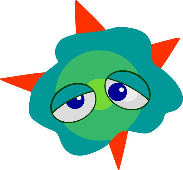 germ virus clip art at clker com vector clip art online royalty rh clker com germ clipart gem clip art free